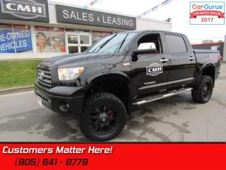 Used 2008 Toyota Tundra Limited  4X4, ROOF, LEATHER, LIFT, HS for sale in St Catharines, ON