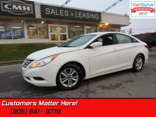 Used 2013 Hyundai Sonata GL  POWER-GROUP, BLUETOOTH, HEATED-SEATS for sale in St Catharines, ON