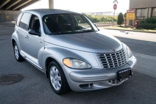 Used 2004 Chrysler PT Cruiser Classic Edition for sale in Langley, BC