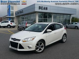 Used 2012 Ford Focus SEL for sale in Carleton Place, ON
