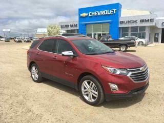 New 2018 Chevrolet Equinox Premier 15T AWD Premier for sale in Shaunavon, SK