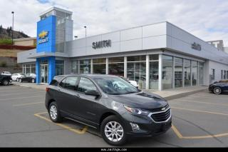 New 2018 Chevrolet Equinox LS for sale in Kamloops, BC