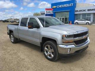 New 2017 Chevrolet Silverado LT 1500 4WD CRE Max Trailering Package NHT for sale in Shaunavon, SK