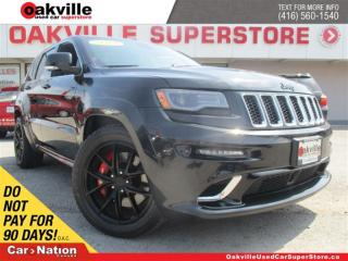 Used 2014 Jeep Grand Cherokee SRT | LEATHER | SUNROOF | FLOWMASTER EXHAUST for sale in Oakville, ON
