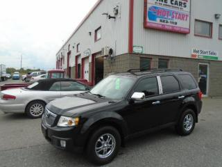 Used 2010 Mazda Tribute GX for sale in Sudbury, ON