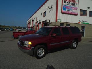 Used 2005 GMC Yukon XL SLT for sale in Sudbury, ON