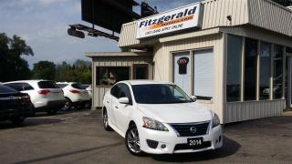 Used 2014 Nissan Sentra 1.8 SR - ALLOYS! BLUETOOTH! for sale in Kitchener, ON