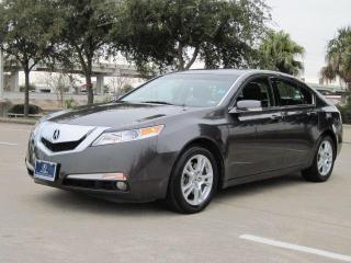 Used 2009 Acura TL TECH-NAVIGATION-CAM-LEATHER-SUNROOF for sale in York, ON