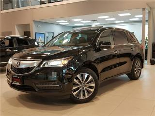 Used 2014 Acura MDX NAVIGATION PACKAGE-LOADED-ONLY 73KM for sale in York, ON