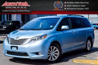 Used 2015 Toyota Sienna XLE|AWD|BlindSpot|Pkng_Sensors|7-Seater|JBL|RearDVD|18
