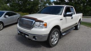 Used 2008 Ford F-150 Lariat for sale in Stratford, ON