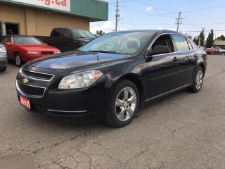 Used 2010 Chevrolet Malibu LT Platinum Edition $89.69 BI WEEKLY! $0 DOWN! CERTIFIED! for sale in Bolton, ON