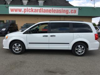 Used 2015 Dodge Grand Caravan SE/SXT $104.78 BI WEEKLY! $0 DOWN! CERTIFIED!BACKUP CAMERA! STOW & GO! for sale in Bolton, ON