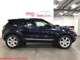Used 2015 Land Rover Evoque Pure Plus NAV PANORAMIC for sale in St George Brant, ON