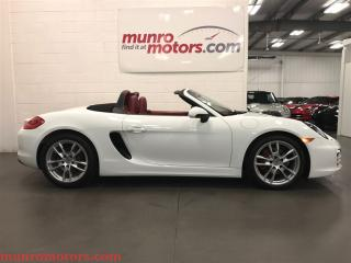 Used 2014 Porsche Boxster WOW 9985 Kms ONLY Navigation for sale in St George Brant, ON