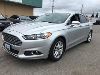 Used 2014 Ford Fusion SE $110.68 BI WEEKLY! $0 DOWN! CERTIFIED! HUGE PRICE DROP!!! ONLY $12990!!! for sale in Bolton, ON