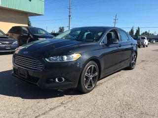 Used 2013 Ford Fusion SE $127.62 BI WEEKLY! $0 DOWN! HUGE PRICE DROP!!! ONLY $14990!!! for sale in Bolton, ON