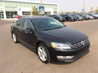 Used 2015 Volkswagen Passat 3.6L Highline for sale in Calgary, AB