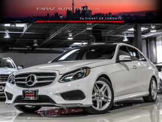 Used 2014 Mercedes-Benz E350 AMG PKG|BLINDSPOT|NAVI|REAR CAM|PANO|LOADED for sale in North York, ON