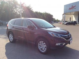 Used 2015 Honda CR-V EX..clean carproof.. for sale in Milton, ON