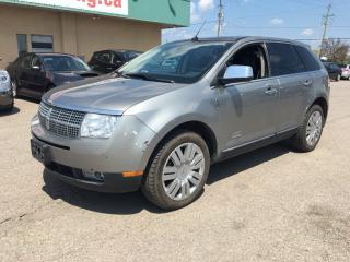 Used 2008 Lincoln MKX Base AS IS for sale in Bolton, ON
