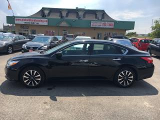 Used 2016 Nissan Altima 2.5 SV $114.06 BI WEEKLY! $0 DOWN! CERTIFIED! for sale in Bolton, ON