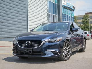 Used 2017 Mazda MAZDA6 GT DEMO SAVE $$$$ 0% FINANCE!!!! for sale in Scarborough, ON