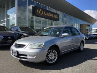 Used 2003 Acura EL Tour 5AT for sale in Surrey, BC