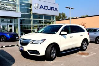 Used 2014 Acura MDX at for sale in Langley, BC