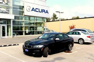 Used 2014 BMW M235i Coupe M Sport Line for sale in Langley, BC
