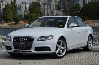 Used 2012 Audi A4 2.0T Prem Tiptronic qtro Sdn for sale in Vancouver, BC