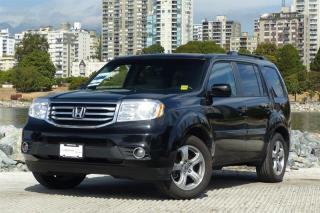 Used 2012 Honda Pilot EX-L 4WD 5AT for sale in Vancouver, BC