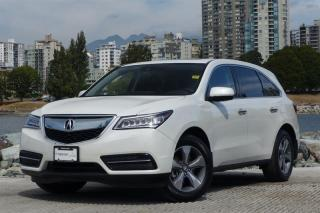 Used 2016 Acura MDX at for sale in Vancouver, BC