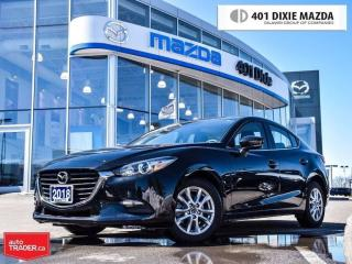 Used 2018 Mazda MAZDA3 GS,0.9% AVIALABLE,FREE NAVIGATION,NO ACCIDENTS for sale in Mississauga, ON