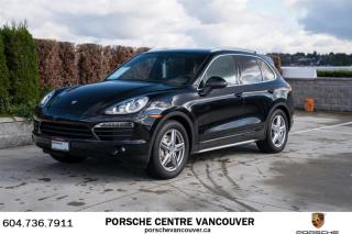 Used 2014 Porsche Cayenne S w/ Tip for sale in Vancouver, BC