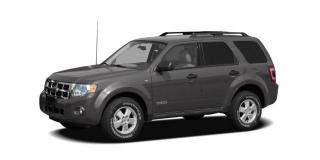 Used 2008 Ford Escape XLT for sale in Port Coquitlam, BC