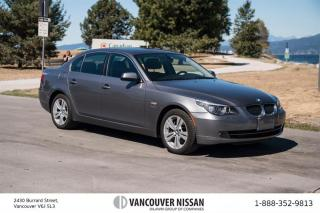 Used 2010 BMW 528 i xDrive for sale in Surrey, BC