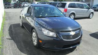 Used 2014 Chevrolet Cruze 1LT for sale in Kingston, ON