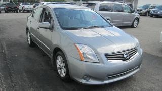 Used 2012 Nissan Sentra 2.0 S for sale in Kingston, ON