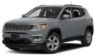 New 2018 Jeep Compass Trailhawk 4x4 for sale in Surrey, BC