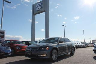 Used 2015 Volkswagen Passat 2.0 TDI Comfortline *Clean CarProof* for sale in Whitby, ON