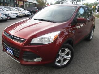 Used 2014 Ford Escape SE-BACK-UP-CAMERA for sale in Scarborough, ON