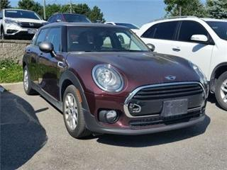 Used 2017 MINI Cooper Clubman - for sale in Newmarket, ON