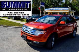 Used 2008 Ford Edge SEL | AWD | HEATED SEATS | REMOTE START for sale in Richmond Hill, ON