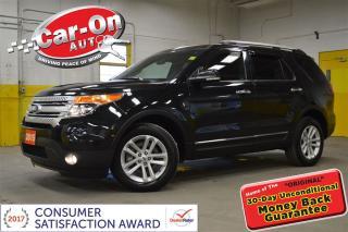 Used 2015 Ford Explorer XLT 4X4 7 PASSENGER LEATHER NAV LOADED for sale in Ottawa, ON