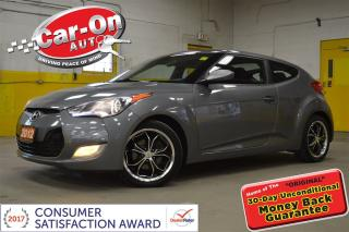Used 2012 Hyundai Veloster PWR GRP A/C HEATED SEATS ALLOYS REAR CAM BLUETOOTH for sale in Ottawa, ON