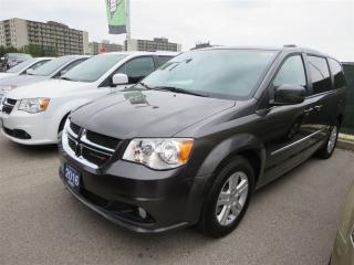Used 2016 Dodge Grand Caravan Crew - Roof Rack, Auto Climate, Pwr Seat for sale in London, ON