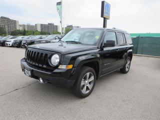 Used 2016 Jeep Patriot High Altitude - 4x4, Sunroof, Heated Seats, Blueto for sale in London, ON