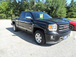 Used 2014 GMC Sierra 1500 ALL TERRAIN 4X4 DOUBLE CAB for sale in Beaverton, ON