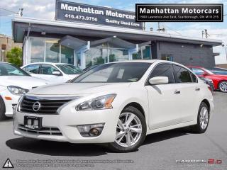Used 2013 Nissan Altima 2.5 SV |NAV|CAMERA|BLUETOOTH|WARRANTY|71000KM for sale in Scarborough, ON